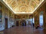 Destinations in our area: Palazzo Farnese, Caprarola 34 min drive