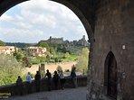 Destinazioni nella nostra zona: Tuscania, 43 min in auto