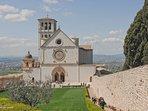 Destinazioni nella nostra zona: Assisi 1,5 ore di auto