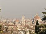 Destinazioni nella nostra zona: Firenze, 2 ore 15 min in auto