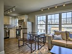 This picturesque condo is just what you need for a perfect stay by the beach!