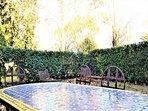 Gîte au coeur de la Camargue 90 m2 avec piscine débordement