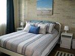 Bedroom- queen size bed