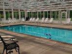 New indoor pool facility!