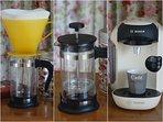 3 façons de faire votre café