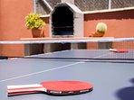 Pool tennis