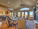 Enjoy Estes Park in comfort and style from this stunning vacation rental house!