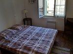 Chambre au 2e lit double ou en 2 lits simples (80x190 cm).