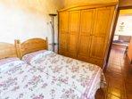 Dormitorio con 2 camas juntas