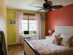 Fresh colorful rooms, clean comfortable beds!