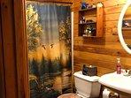 Full Bathroom off the Great-room