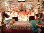Happy Hippie Lane Maine:  Your Groovy Restore and Explore Midcoast Destination