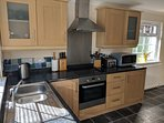 Cottage of Aird - well equipped kitchen & dining room