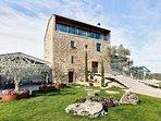 Catalunya Casas: Villa Vallferosa for 28 guests, with indoor/outdoor pool and co