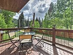 Fall in love with the home's location in the San Juan National Forest!