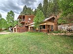 You'll love the home's prime location just an hour from Telluride and Durango!
