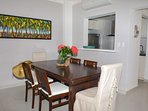 Our Dining Room Space
