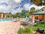 The Villages Community amenities include numerous pools.
