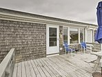 Get the traditional Cape Cod experience at this lovely home.