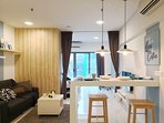 A tastefully furnished studio in KLCC area.