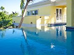 infinity pool /cabana