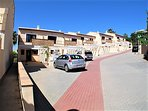 Sol de Azahar is a small, gated community with secure parking. The beach is only 900 meters away.