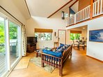 Elegant Indonesian Teak furnishings through out the home!