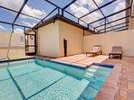 1939 Majorca Drive-Private Pool Area