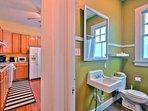 Kitchen - Bathroom