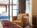 Akuvara - Master bedroom sofa