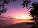 Akuvara - Stunning sunset view