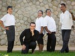 Villa Shanti - Friendly staff