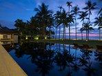 Villa Shanti - Stunning twilight