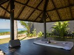 Villa Shanti - Outdoor spa