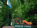 Pigeon Forge Entrance