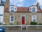 Craw's Nest Cottage is a traditional property which is both charming and stylish