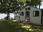 Dog-friendly lakefront home w/ lovely views - easy access to dining & shopping
