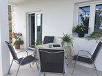 A1 prizemlje(2+2): terrace