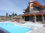 Copper Sky pools and hot tub