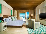 Three Bedroom Ocean Front Villa with pool