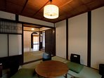 LIVING ROOM Japanese Style (1F)