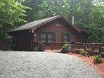 Mountain Dream: Full log home