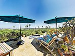 Amazing Panoramic Ocean View, 1BR w/ Deck & Private Hot Tub - Minutes to Dtwn