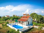 2 bedroom Villa in Mirca, Splitsko-Dalmatinska Županija, Croatia : ref 5550315