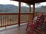 Deck at Four Seasons Lodge