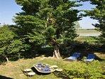 Camargue authentique gîte piscine et spa