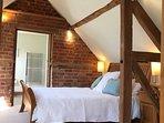 Spacious yet cosy bedroom suite