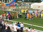 Great Yarmouth family fun day. Held at the end of August each year. Punch and Judy. Mascot race etc