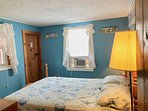 Bedroom #1 with Queen bed - 15 Park Place Harwich Port Cape Cod New England Vacation Rentals