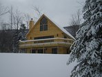 4 Bedroom Vacation Chalet with Gameroom and Fireplace!
